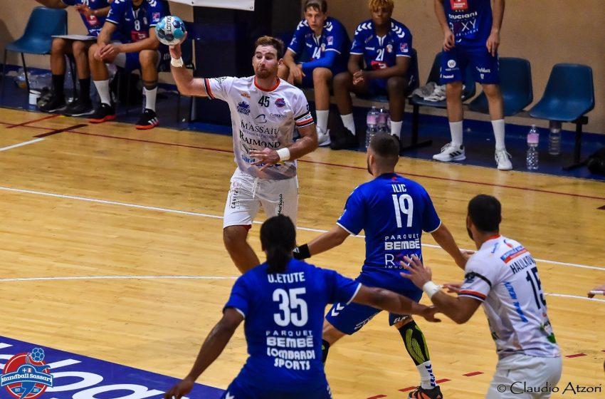 EHF European Cup, la Raimond cede di misura al Dudelange