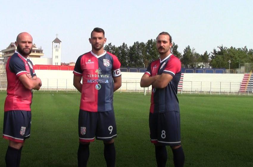 Ecco la nuova maglia della Torres 2021- 2022