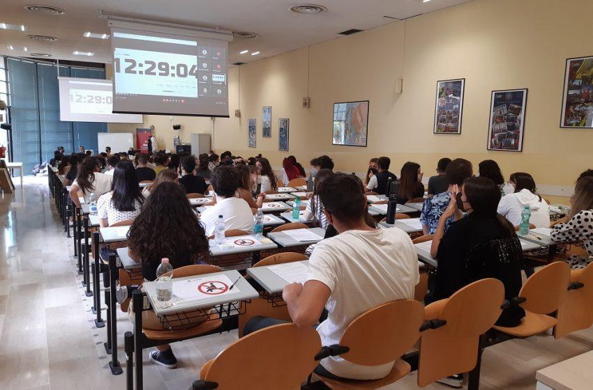 Sassari – Medicina e Odontoiatria: 635 candidati alla prova d'ammissione