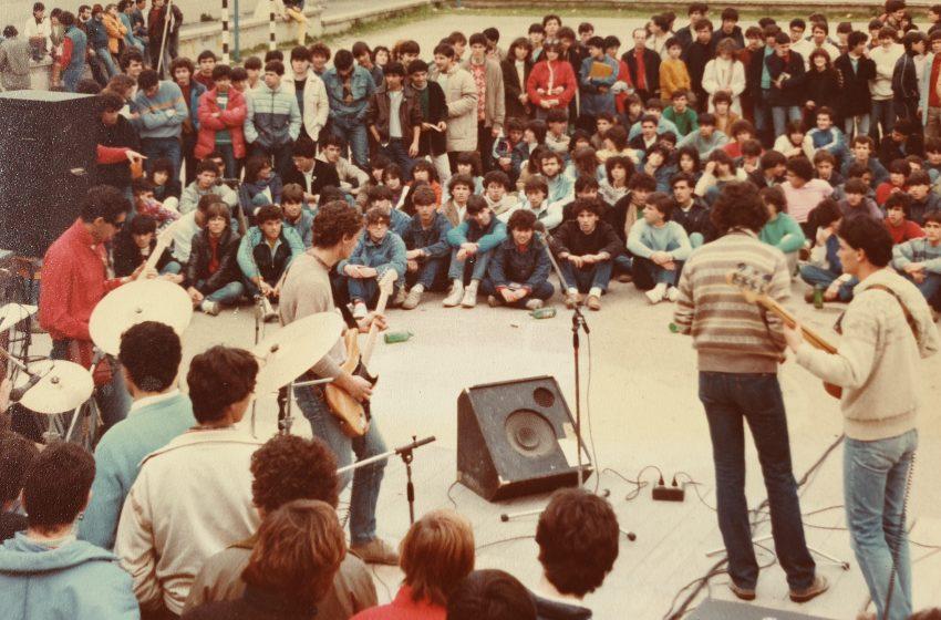 Sassari, gli anni Ottanta e il rock. Parte I: il Big Bang