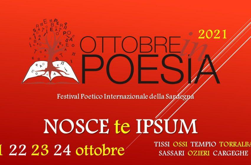 XV edizione del festival poetico internazionale della Sardegna